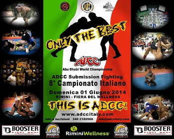 ADCC ITALY NATIONAL CHAMPIONSHIP 1st June 2014