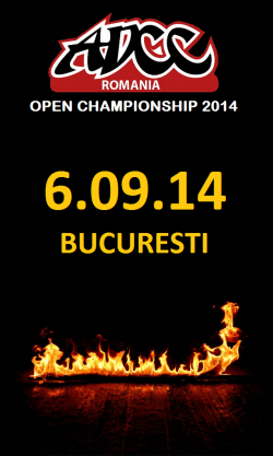 ADCC-Romania Open Championship 06 septembrie 2014